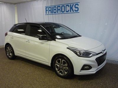 begagnad Hyundai i20 1.0 T Limited Edition 5-d 100hk