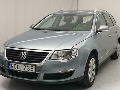 begagnad VW Passat VW 1.4 TSI EcoFuel Variant 2010, Kombi Pris 61 000 kr