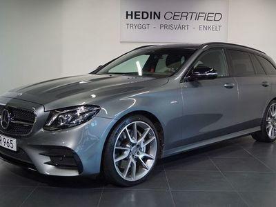 """begagnad Mercedes E53 AMG - Benz - AMG4MATIC+ Kombi """"Fint Utrustad"""" 435hk"""