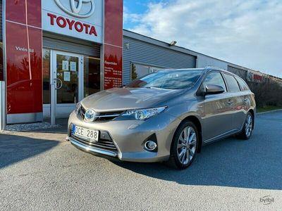 begagnad Toyota Auris Touring Sports Hybrid 1.8 Elhybrid Executive