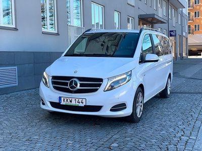 begagnad Mercedes V250 BlueTec 7G-Tronic Plus, Edition 1 Eu6 190hk