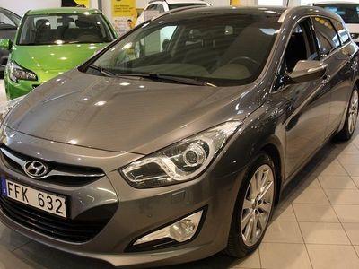 begagnad Hyundai i40 Ki 1.7 CRDi Premium
