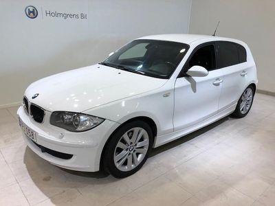 begagnad BMW 120 i 5-D E87 (170hk) Automat. Löstagbar Dragkrok