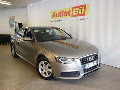 begagnad Audi A4 Sedan 1,8 TFSI 160HK AUT DRAG V-hjul