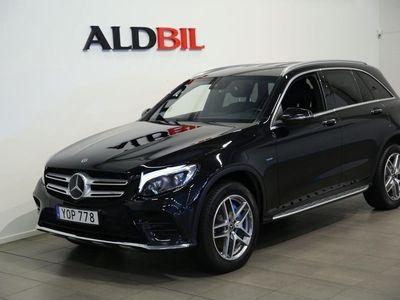 begagnad Mercedes GLC350 e Plug-in Hybrid 4MATIC