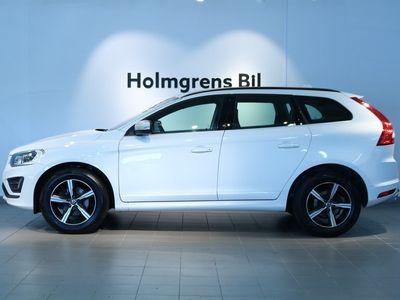 begagnad Volvo XC60 D4 AWD. Aut. Classic. R-Design. Voc. Blis