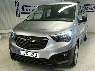 begagnad Opel Combo Cargo Crew Van 5sits 1.5D 100hk Business
