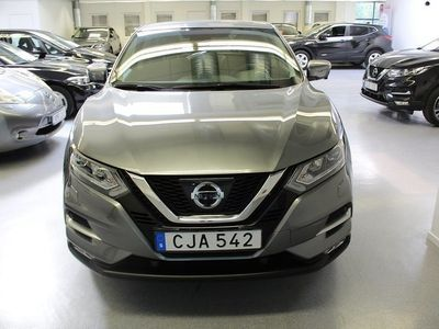 brugt Nissan Qashqai 1.2 DIG-T Euro 6 115hk / N-CONNCETA