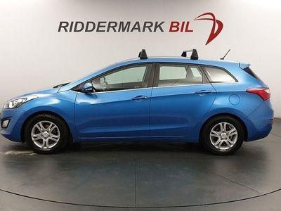 begagnad Hyundai i30 cw 1.6 135hk DRAGKROK/MOTORVÄRMARE