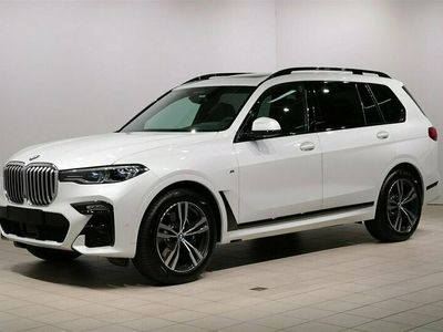 begagnad BMW X7 xDrive30d M Sport DAP Laserljus Komfortstol Aktiv Styrning Drag