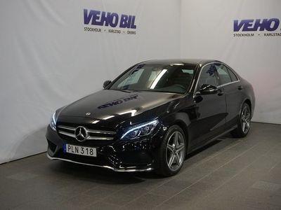 gebraucht Mercedes 220 C-KLASS4MATIC AMG
