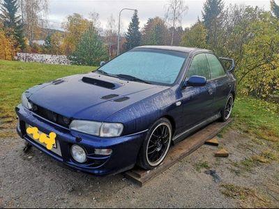 begagnad Subaru Impreza gt -00
