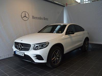 begagnad Mercedes GLC220 Coupé 4MATIC