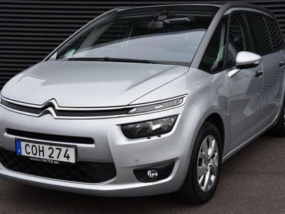 begagnad Citroën Grand C4 Picasso 1.6HDi Intensive -14