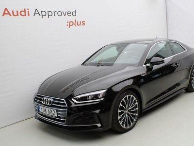 begagnad Audi A5 3.0 TDI 218HK quattro S-tronic