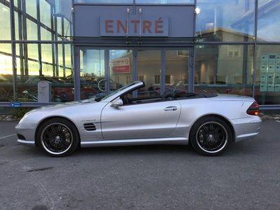 begagnad Mercedes SL55 AMG AMG 5,5 V8 DCT *FYND* 2002, Cab 249 000 kr