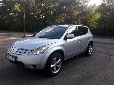begagnad Nissan Murano 3.5/V6/4WD/235hk/Full Utr/Ny be -07