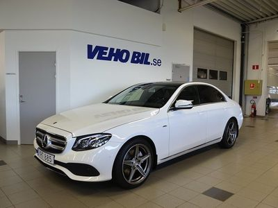 begagnad Mercedes E220 Sedan 4-Matic Avantgarde -18