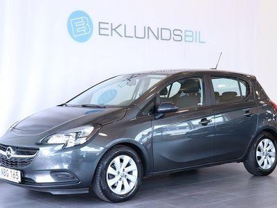 begagnad Opel Corsa 1.4 ECOTEC Enjoy Pluspaket (90hk)