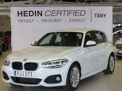 begagnad BMW 118 i 134hk M-Sport