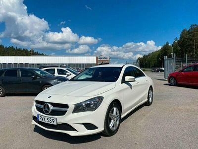 begagnad Mercedes CLA180 122hk 7900 mil Nyservad Euro 6