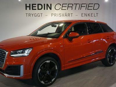 begagnad Audi Q2 2.0 TDI quattro, 190hk