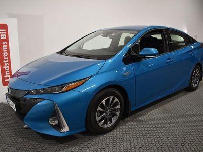 begagnad Toyota Prius Plug-in Elhybrid Exec V-hjul Nav