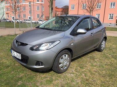 begagnad Mazda 2 5-dörrar 1.3 75h Euro 6