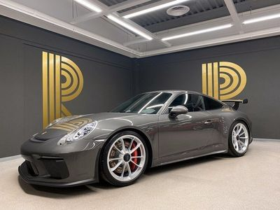 begagnad Porsche 911 GT3 CS (500hk) Sv-såld / 918-stolar