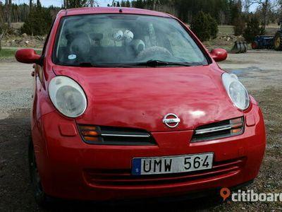 begagnad Nissan Micra 2003