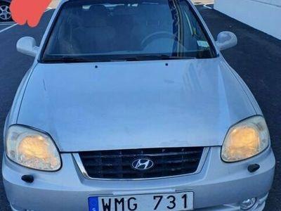 begagnad Hyundai Accent 1.6 GLS/S