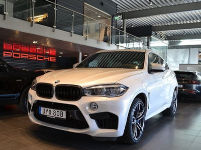begagnad BMW X6 M Pvärmare, Headup Display