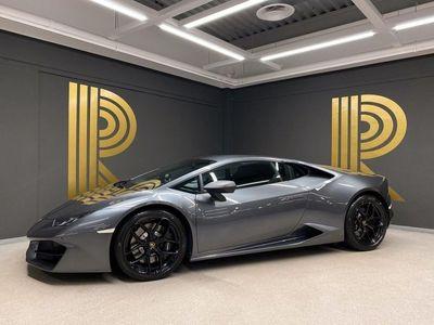 begagnad Lamborghini Huracán LP 580-2 (580hk) Backkame