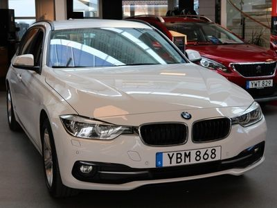 used BMW 320 d xDrive Touring, F31 190hk