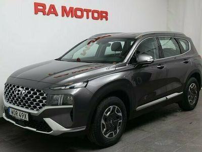 begagnad Hyundai Santa Fe HEV Essential 4WD Auto 7-Sits 2020, SUV Pris 494 900 kr