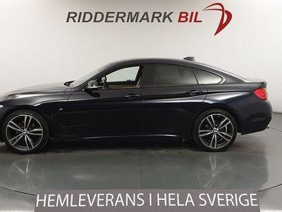 begagnad BMW 430 Gran Coupé i xDrive F36 (252hk) M Sport
