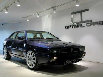 begagnad Maserati Ghibli 2.8 V6 284HK Manuell Svensksåld Samlar Ex.