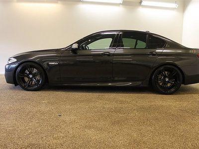 begagnad BMW M550 d xDrive Sedan