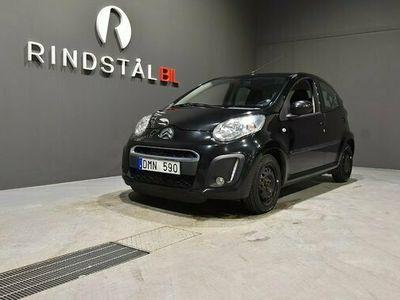 begagnad Citroën C1 1.0 S&V-DÄCK 2012, Halvkombi Pris 39 900 kr