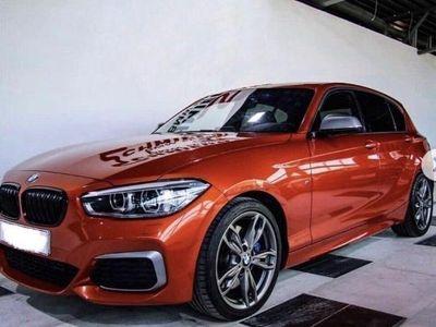 begagnad BMW M135 i xDrive | Lågmil | Skinn | Hifi