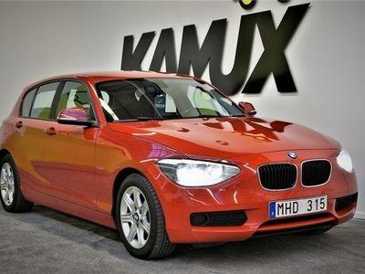 begagnad BMW 116 d 5-Dörrar S&V-Hjul