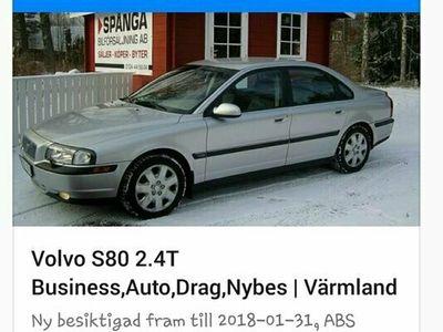 begagnad Volvo S80 2.4 T