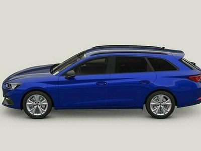 begagnad Seat Leon Sportstourer e-Hybrid LAGERBILS 2021, Personbil Pris 349 900 kr