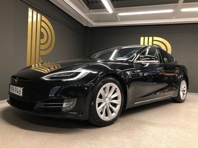 begagnad Tesla Model S 100D