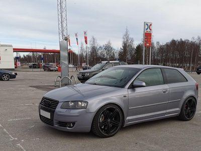 begagnad Audi A3 3.2 Quattro