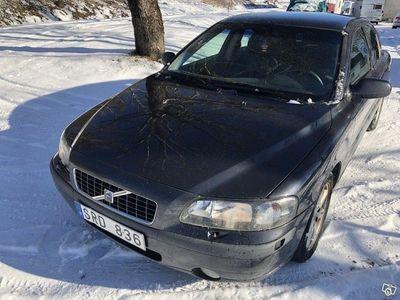 gebraucht Volvo S60 2.4T 200hk -01