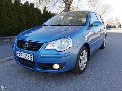 gebraucht VW Polo 5-dörrar 1.4(80hk)Låga mil -08