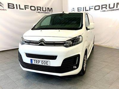 begagnad Citroën Jumpy L2 180 BlueHDi Aut Pro Pack 2019, Transportbil 298 750 kr