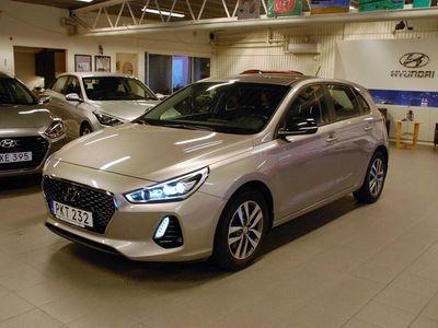 begagnad Hyundai i30 1.4 Turbo 140hk Comfort Launch Edition