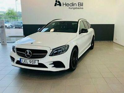 begagnad Mercedes C200 C BenzD KOMBI AMG NIGHT, Värmare 2021, Kombi Pris 414 900 kr